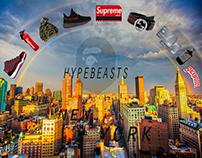 Hypebeasts Run NY