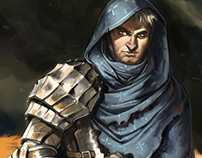 Knight_darksouls pg _ Melissa Spandri