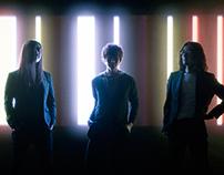 """The JETZEJOHNSON """"太陽の帝国""""(TAIYOU NO TEIKOKU) Music Video"""