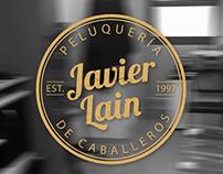 """Identidad para Peluquería """"Javier Lain"""""""