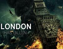 London has fallen !