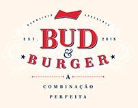 BUDWEISER | BUD & BURGER
