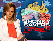 RaboDirect. Shonky Savers Exposed