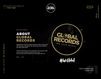 Global Records Label