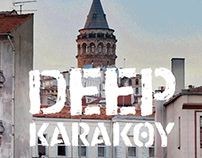 Deep Karaköy Branding
