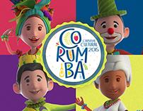 Personagens - Carnaval Corumbá 2015 (parte 1)