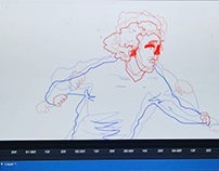 Animation for David Luiz