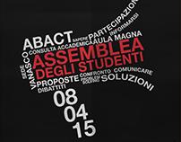 Assemblea degli Studenti (2015) ABA Catania