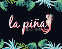 La Piña Beach Bar