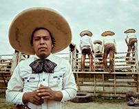 CHARREADA Predecessor to the American Rodeo