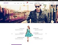 Brandshop - eCommerce Fashion Template