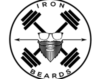 Iron Beards Logo