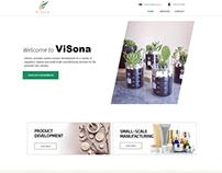 Visona Website