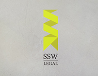 Logo & Brand for Legal firm.
