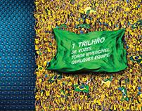 Banco do Brasil - 1 Trilhão de ativos