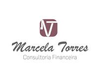 Marca e cartão de visita Marcela Torres