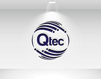 Social Media Contents & Logo for Qtec