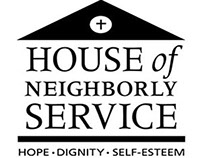 House of Neighborly Service - logo redesign