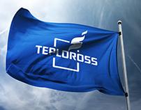 Логотип и стиль для TEPLORROS.