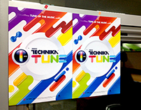 DJMAX TECHNIKA TUNE Package, Poster
