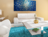 Interior Design for Tropicas Aruba