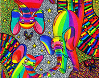 Chromatic Elephants.