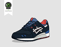 "Gel-Lyte III ""25th Anniversary"" 