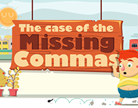 The Case of the Missing Commas