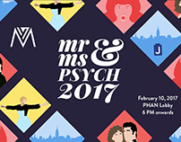 Mr. and Ms. Psych 2017