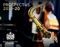 Royal Academy of Music: Prospectus 2019-20