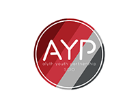 Alyth Youth Partnership Logo Design