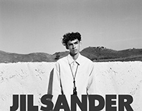 Jil Sander UI/UX