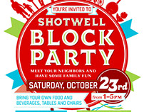 Shotwell Block Party