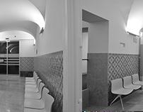 Design de Comunicação e Sinalética - Baixa de Lisboa