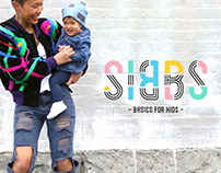 Sibbs -Basic for kids- Branding