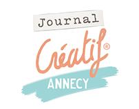 Logo Journal Créatif® Annecy