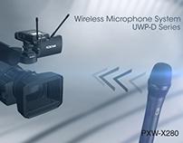 Sony X280 TVC