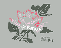 Cal Poly Rose Float Sweatshirt Design