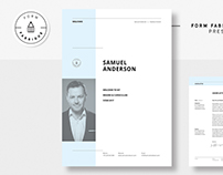 Minimal Resume - Curriculum Vitae and Portfolio