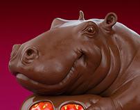 Chocolate HIPPO