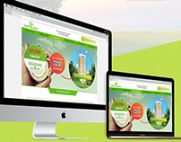 Landing page – solopark