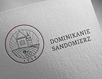 Dominikanie Sandomierz - identyfikacja wizualna