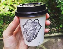 Dose Dealer de Café Logo + Branding