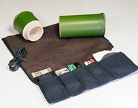 Green Kit - Survival kit