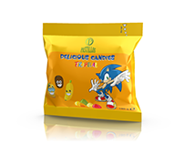 Sonic - Candy bag