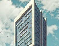 Musrata Tower- Lybia-SPINE -Egypt-Ayman Adel-Exterior