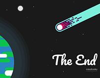 The End - illustrator