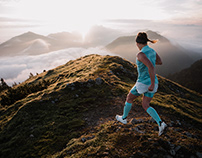 Trailrunning with Caja Schöpf