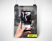 Sosyal Medya Bağımlılığı - Reklam Kampanyası