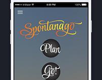 Travel App for User-Centered Design Course
